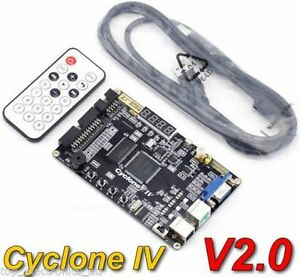 New Altera Cyclone Iv Fpga Ep4ce6e22c8n Development Board Usb V2 0 Cpld