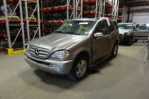 Automatic Transmission Out Of A 2005 Mercedes Benz Ml350 With 61 786 Miles