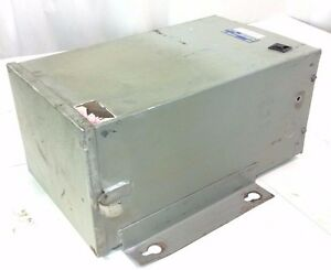 Tested Hevi duty 9141040t00 10kva General Electric Transformer 240v 480v 60hz