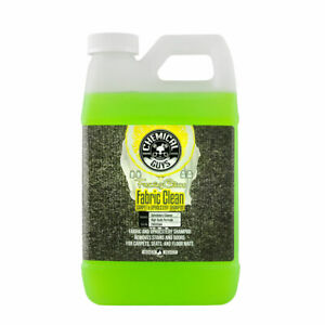 Chemical Guys Foaming Citrus Fabric Clean Carpet Upholstery Shampoo 64 Oz