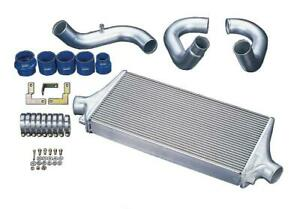 Hks R Type Intercooler For 03 05 Mitsubishi Evolution Evo 8 9 13001 am004