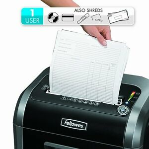 Shredder Heavy Duty Paper credit Card Crosscut Industrial Commercial Office Home