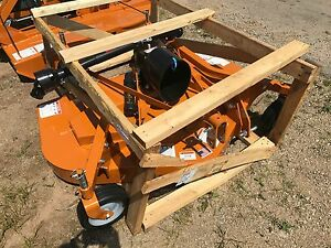 New Woods Rd60v 60 3 Point Finish Mower