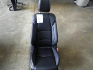 2015 Mazda 3 Rh Front Seat Black Leather Heated Manual 999264