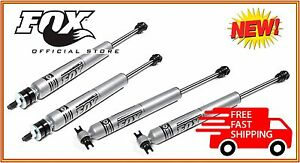 Jeep Wrangler Jku Fox Shocks 2 0 Ifp Front And Rear Direct Oe Replacement Shocks