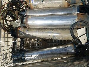 Franklin Electric 30 Hp Submersible Well Pump Motor 2366168020 3 Ph