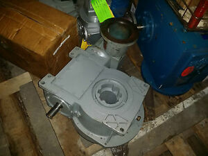 Camco 902rdm12h52 120 Powered Rotary Indexer 30 1 Ratio Gearbox Rdm Series