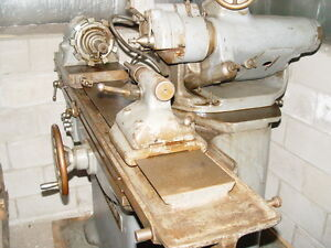 Barber coleman Hrs Combination Hob Tool Sharpening Machine