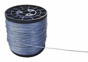 Galvanized Electric Fence Wire 14 Ga 1 4 Mile Qty 1 Roll