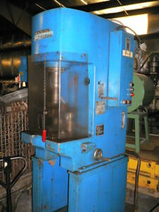 Denison 8 ton C frame Hydraulic Press Model Sc87lg262c 2 Available