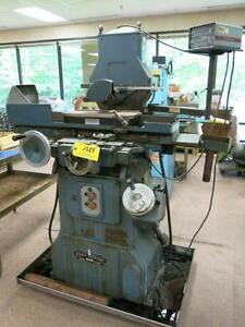 Jones Shipman 6 x18 540 67779 Hyd Surface Grinder Dro Incrimental Downfeed