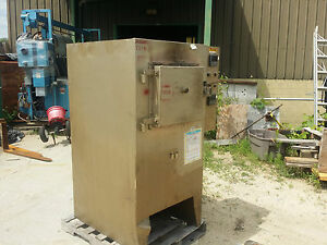 2 200 f Spiro therm hte 1214 Heat Treating Oven 14 X 12 X 30 Dp Chamber