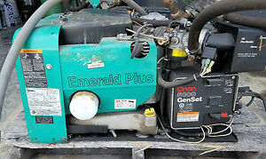 Onan 4 8 Kw Emerald Plus 5000 Propane Or Gasoline Generator 120v 1ph Muffler