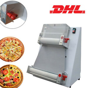 Automatic And Electric Pizza Dough Roller sheeter Machine Pizza Making Machine