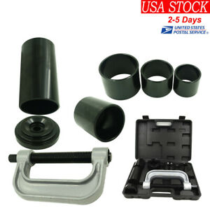 4 In 1 Auto Truck Ball Joint Service Tool Kit 2wd 4wd Remover Installer Us Fda