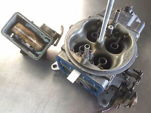 Baker 950 Cfm Methanol 4 Barrel Carburetor Holley 4150 Hp