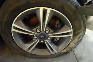 Oem 16x7 Alloy Wheel 2012 2016 Ford Focus Tire Not Included 5 Double Spoke
