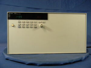 Agilent 3499c Switch Mainframe