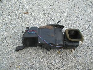 1999 2000 Ford Mustang A c Heater Blower Box Heater Core Air Conditioner