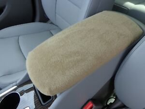 Fits Ford Focus 2010 2013 Fleece Center Console Armrest Lid Cover U3