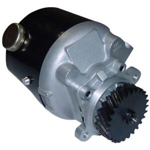 New Power Steering Pump For Ford New Holland 4600 5100 5600 6600 7100 7600