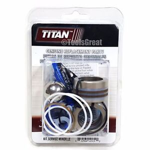 Titan Minor Packing Repair Kit 144 050 Speeflo Powertwin Repacking Kit 144050