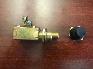 30 Amp Push Button Sealed Starter Electrical Ignition Switch Dorman 85935
