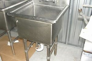 Stainless Steel Vegetable Sink