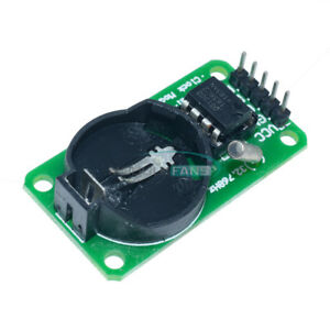 1 2 5 10pcs Rtc Ds1302 Real Time Clock Module For Arduino Avr Arm Pic Smd
