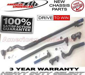 Ford F250 F350 Drag Link Tie Rod Sleeve Kit 4x4 Ford Excursion 99 04