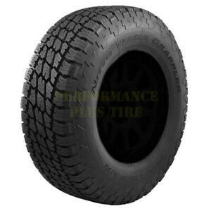 Nitto Terra Grappler Lt295 75r16 123q 8 Ply Quantity Of 4