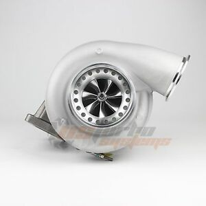 High Quality Upgraded S400 S488 88mm Billet Turbo Charger T4 Twin Scroll 1 1a R