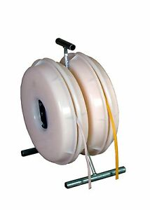 Wire Wheel Electrical Wire Dispenser Romex Spinner Wire Caddy Stud Reeler
