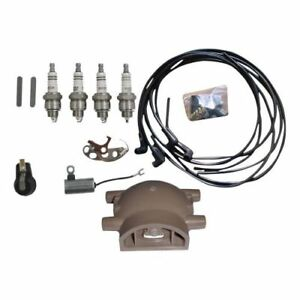 Tune Up Kit For Ford Tractor 2n 8n 9n 4 Cylinder W front Mount 309786