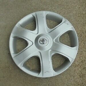 16 2009 10 Toyota Matrix 6 Spoke Hubcap Wheel Cover 16 Steel Wheel Rim