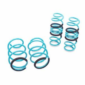 Godspeed Project Traction s Lowering Springs For 16 up Honda Civic Fc All Trims