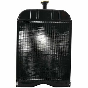 8n8005 Radiator For Ford 2n 8n 9n Tractor Clancy Radiator 1106 6300