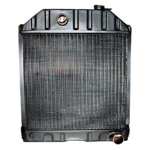 C7nn8005h Radiator For Ford New Holland Tractor 2120 2300 3100 3400 3550 4110