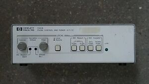 Hp Agilent 1142a Probe Control Power Module Quantity Free Shipping