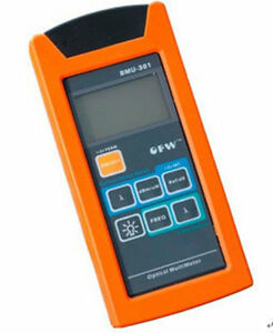 New Bmu301 2 in 1 Optical Multimeter With Light Laser Source For Engineering