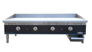 Servware Stg 48 48 Thermostatic Gas Griddle Brand New In Box