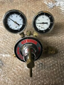 Metco Type 3ga Fuel Gas Regulator