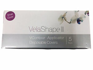syneron Candela Velashape 3 Vcontour App Disposable Covers Small Size 5 In Box
