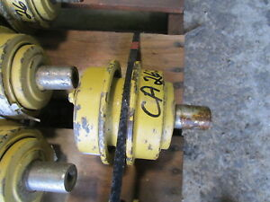 Case 450 Crawler One D49923 Roller Assembly Nos Track Dozer Loader