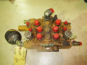 Caterpillar 236b Hydraulic Control Valve Skid Steer Loader 236 246 252 262