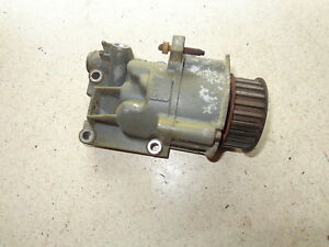 Deutz Bf4m1011f Oil Pump Bobcat Gehl Diesel Engine
