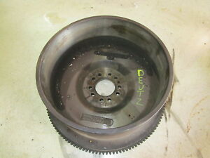 Deutz F4l912 Flywheel Atlas Copco Rare 912 Diesel Engine Tractor Pump