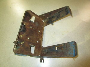 Ford 1000 Tractor Battery Tray Sheet Metal Utility 1300 1310 1700