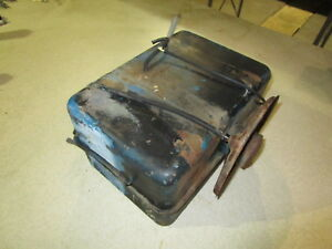 Ford 1000 Tractor Fuel Tank Utility 1300 1310 1700