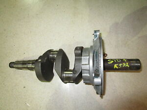 Kohler K582 Crankshaft Std Nice Engine Bobcat John Deere Wheel Horse